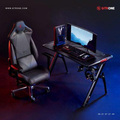 desk gamer d-rex